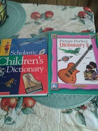 two educational books