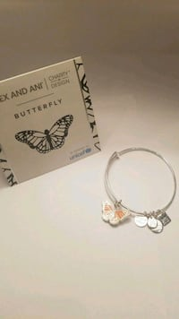 Alex and Ani-Butterfly bracelet  Pickering, L1V 5C4