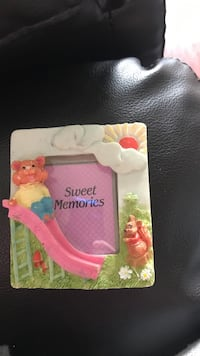 green and white Sweet Memories photo frame Langley, V3A 4N3