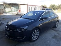 2014 Opel Astra 1.4 140 HP COSMO ACTIVE SELECT Mehmet Akif Ersoy