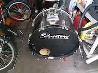silvertone drums for sale or trade  Taylor, 48180