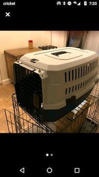 Cat or Small Dog Crate Kennel Carrier Alexandria, 22302
