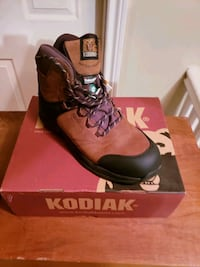 Brand New Kodiak Journey Boots for $100 or open to offers!!! Toronto, M4C 1L4