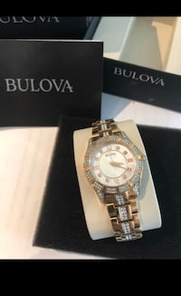 Gorgeous BULOVA Watch  Calgary, T2E 6V3