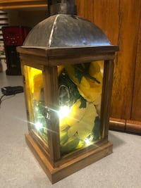 Decorative Light Up Lantern