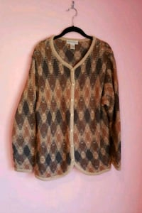 Vintage retro style 41% mohair womens sweater Monroe County, 18321