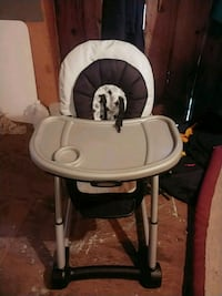 Graco High Chair 2257 mi