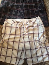 Men's Shorts size 36. - Like New.  $4 each Kitchener, N2H 5P4