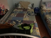2 small twin beds with mattress  Annandale, 22003