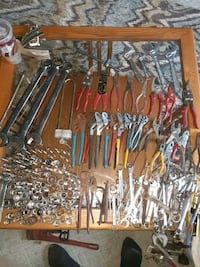 different varieties of tools will sell separately or all for 120  Frederick, 21703