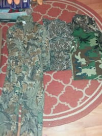 Youth Camo Shirts, Pants Erie, 16503