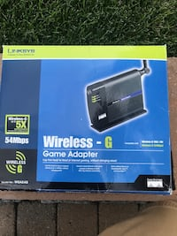 Linksys wireless game adapter Hasbrouck Heights, 07604