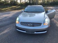 2003 Infiniti G35 Sport Coupe Franklin