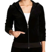 Juicy Couture velour zip up hoodie Point Pleasant, 08742