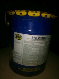 ZEP 5 gal. Orange citrus degreaser concentrate Wichita, 67211