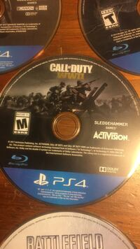 Sony PS4 Call Of Duty WWII McKinney, 75070