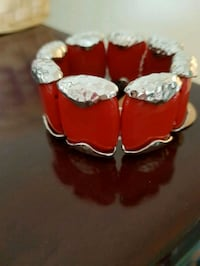 Brand New  silver-colored  bracelet London, N6K