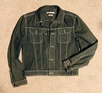 MARC JACOBS mens's jean jacket *hunter green*! Los Angeles, 90041