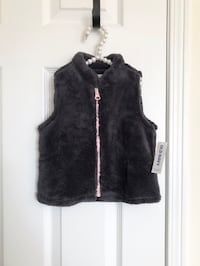 Baby girls fleece vest- Brand New with tags