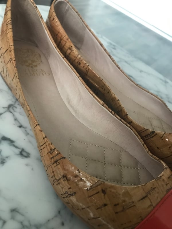 Vince Camuto Pointed Toe Flats Size 9 3e4cd180-ec7c-41d2-bbd5-3cd731749813