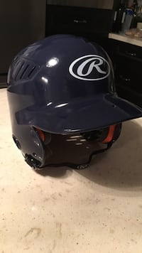 Rawlings baseball helmet