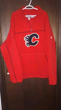 XL Flames fleece  Calgary, T2A 5V5