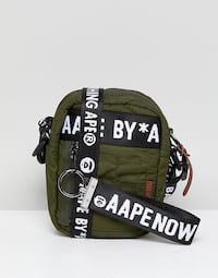 Aape By A Bathing Ape Crossbody Bag Burnaby, V5H 4M1