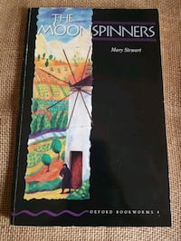 The moonspinners- Oxford Bookworms Madrid, 28037