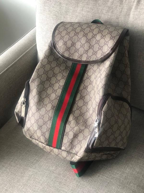 Used Gucci backpack ! Hot back to school gift for sale in Atlanta - letgo cb340066c995c