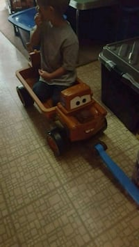 Cars Mater wagon