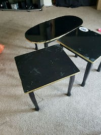 black and gray folding table District Heights, 20747