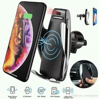 Authentic Clamping Car wireless Fast charger $30 firm Mississauga, L5W 1G9