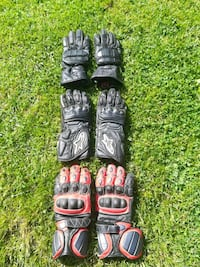 Gloves motobike Ronchin