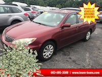 2005 Toyota Camry Manchester, 03103