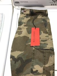 black and gray camouflage cargo pants Denville, 07834