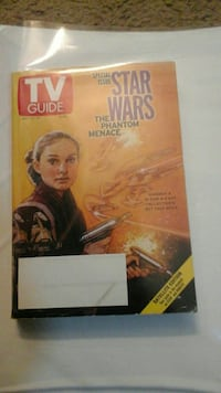 Star wars collector tv guide