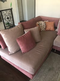 3 piece sectional  Los Angeles, 91606
