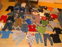 toddler's assorted clothes Norwalk, 06850