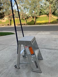 Aluminum Step Ladder Riverside