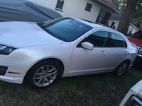 Ford - Fusion - 2011 South Bend