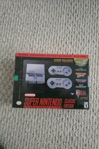 Super Nintendo Entertainment System Oshawa, L1J 2K5