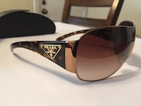 Prada sun glasses, new, with box, never used, paid $389 Bridgeport, 06606