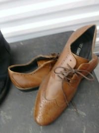 pair of brown leather dress shoes Ladson, 29456