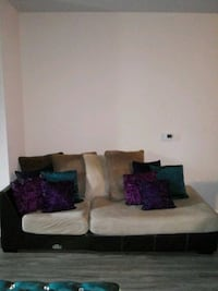 3pc Sofa Loveseat and Round chair  Savannah