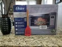 NEW Convection Oven Unopened SS Extra Large Haymarket, 20169