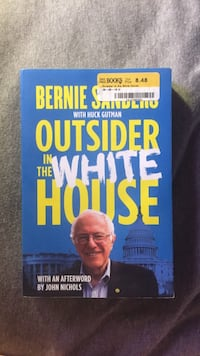 Outsider in the white house (book) Fishers, 46038