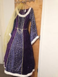 A Witch Halloween Costume, in great condition