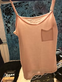 Pac Sun Light pink tank top  Levant, 04401