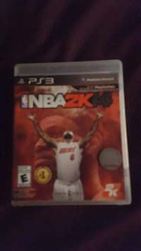 2k14 for ps3 Toronto, M6N