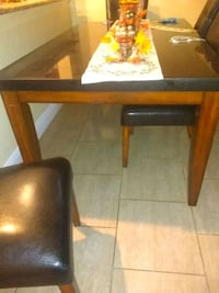 Granite dinner table, 6 chairs Orlando, 32837